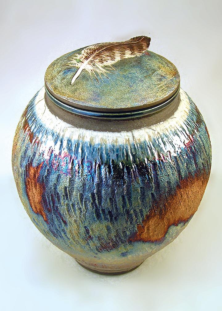 Raku Gallery – Corvus Moon Pottery